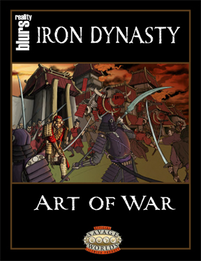 Iron Dynasty: Art of War