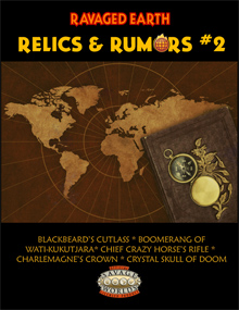 Relics & Rumors #2 Now Available!