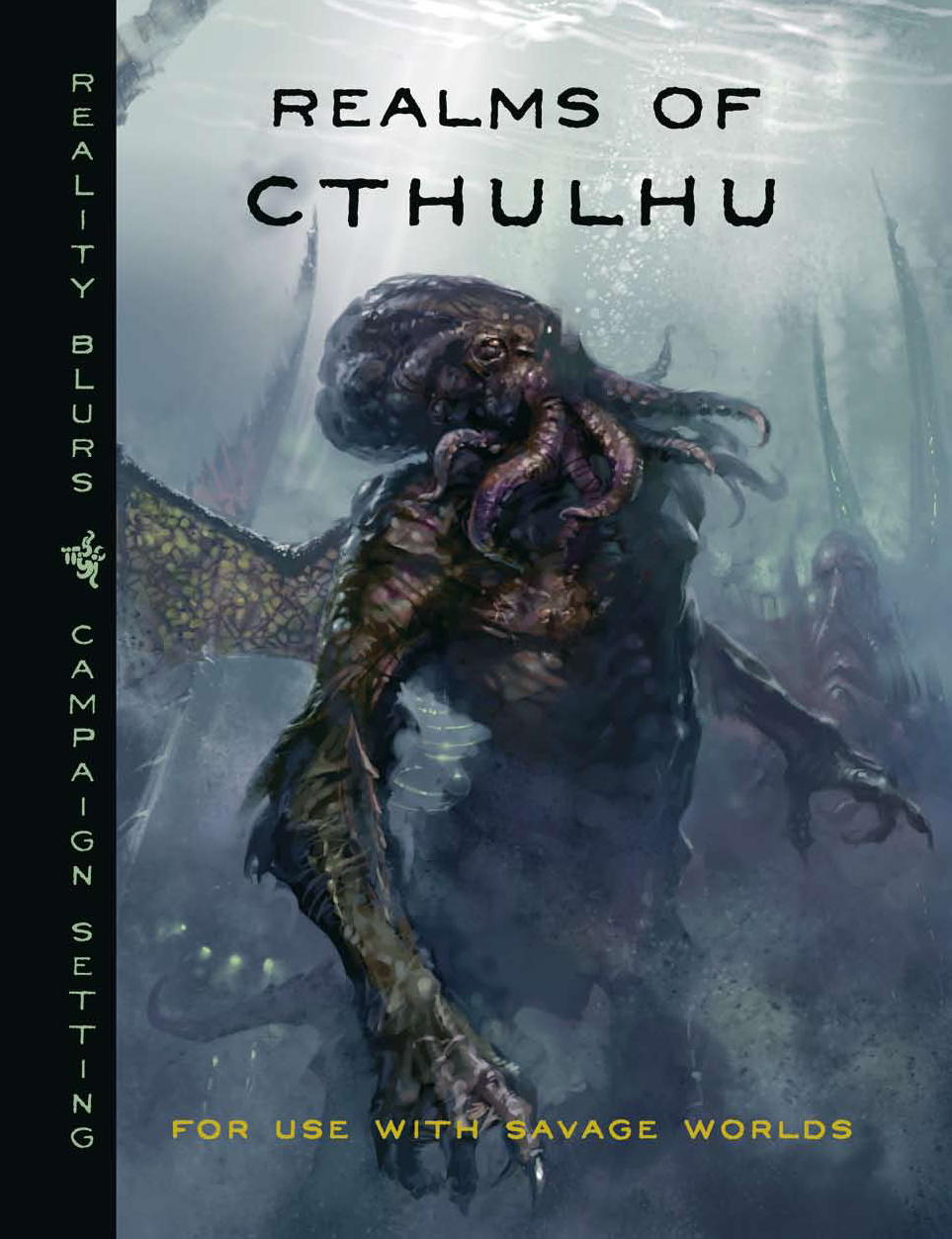 Win a Signed Copy of Realms of Cthulhu!