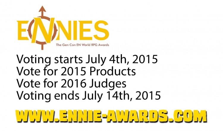 ENnies 2015
