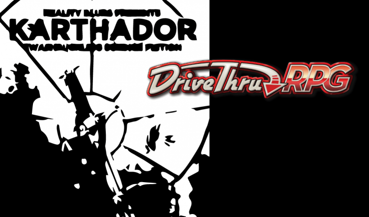 Karthador on DTRPG!